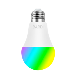 SMART LIGHT BULB 9W RGB LED